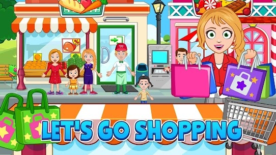 My Town : Stores MOD Apk 1.00 (Free Purchases) 5