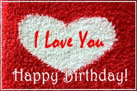 Happy Birthday Sweetheart Android Apps On Google Play