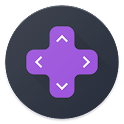 Remote for Roku - RoByte Trial icon