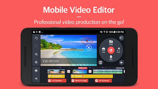 KineMaster - Video Editor Screenshot
