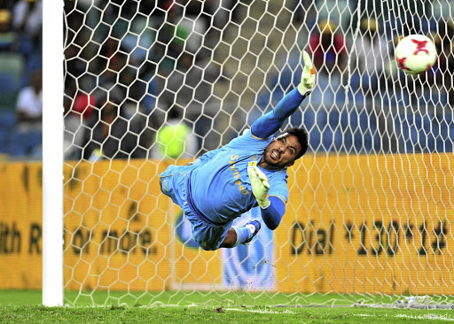 Cape Town City keeper Shu-Aib Walters is back in the starting line-up.