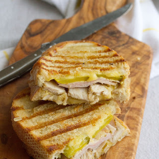 Cubano Grilled Cheese Recipe