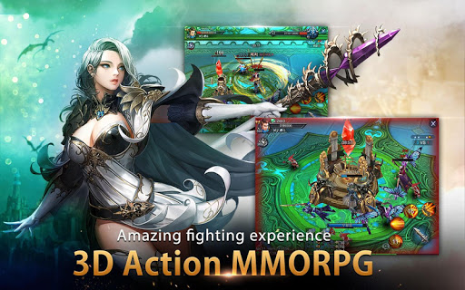玩免費角色扮演APP|下載Heroes of Chaos - Goddess War app不用錢|硬是要APP