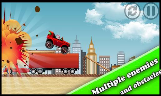 booba game car adventure : Blaze monster truks - náhled