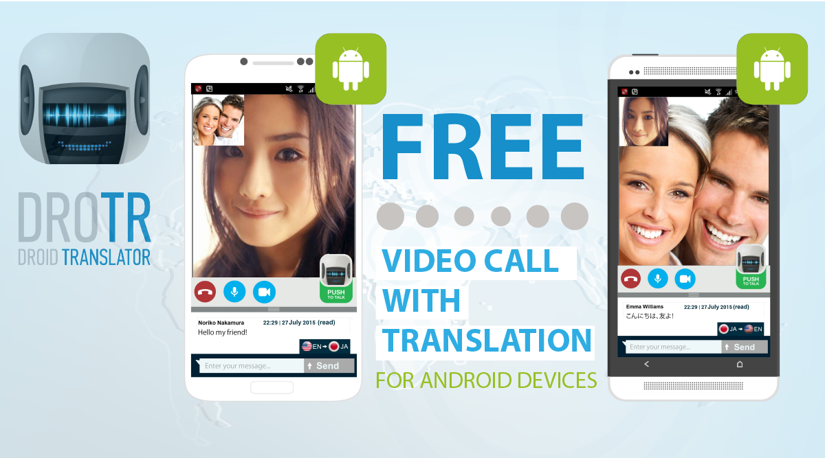 DROTR Calls&Chat translation- screenshot