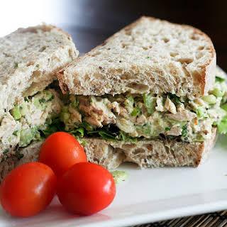 Simple Tuna Fish Sandwich.
