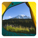Camping Live Wallpaper icon