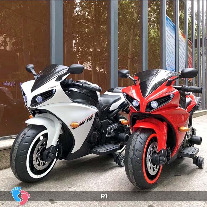 Xe mô tô điện thể thao cho trẻ R1 1