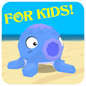 Children game Happy jelly kids