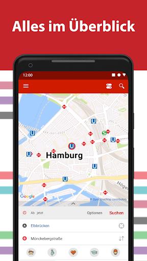 HVV - Navigation & tickets for Hamburg 4.2.6 (47) screenshots 4