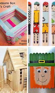 Diy Popsicle Stick Craft Ideas Apk Android Gameapks Com