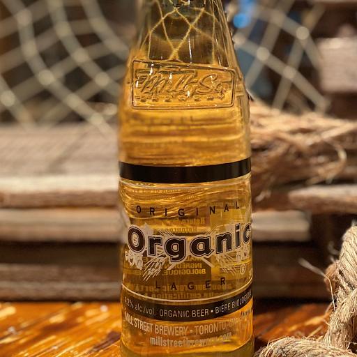 Mill Street Organic Lager 341 ml bottle Single