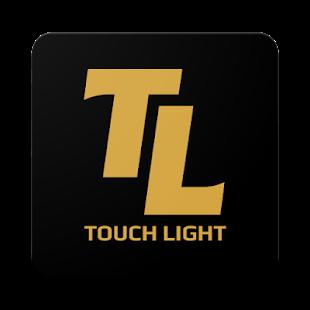 TouchLight - náhled