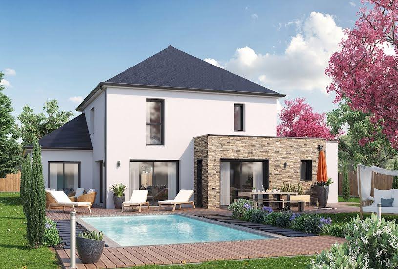 Vente Terrain + Maison - Terrain : 699m² - Maison : 148m² à Coulaines (72190)