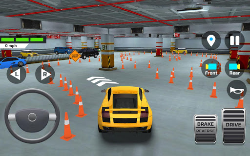 Car Driving & Parking School 2.4 3