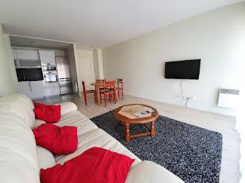 Appartement meublé 3 pièces 64,11 m2
