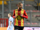 Maxime Biset is lovend over Geoffry Hairemans