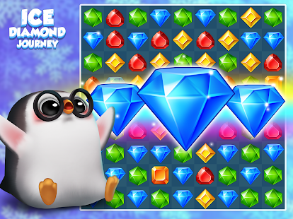 Download Ice Diamonds Journey For PC Windows and Mac apk screenshot 2