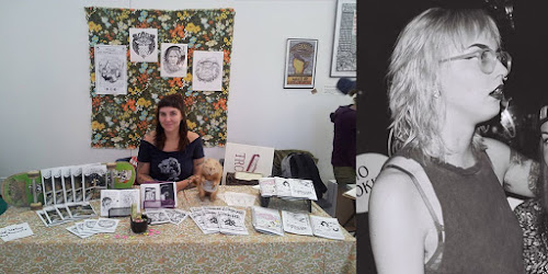 A tale of two Claires: On DIY culture, zines, and feminism