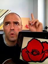 Photo: Mikel Okiñena, escultor euskaldun y universal. Agitador cultural levanta la mano en un expresivo «Tenemos preguntas que hacer, queremos saber». Eskerrik asko, Mikel.