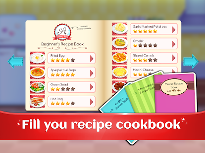 Game Cookbook Master - Master Your Chef Skills! APK for Windows Phone