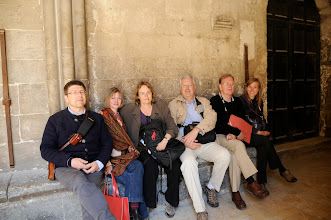 Photo: The Team at St.-Trophime in Arles
