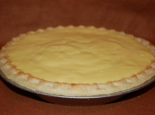 Banana Cream Pie My Way Recipe
