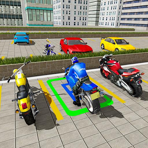 New Racing Moto Bike Parking (game)