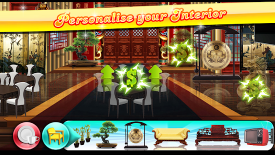 The Cooking Game- Food & Restaurants Management- screenshot thumbnail