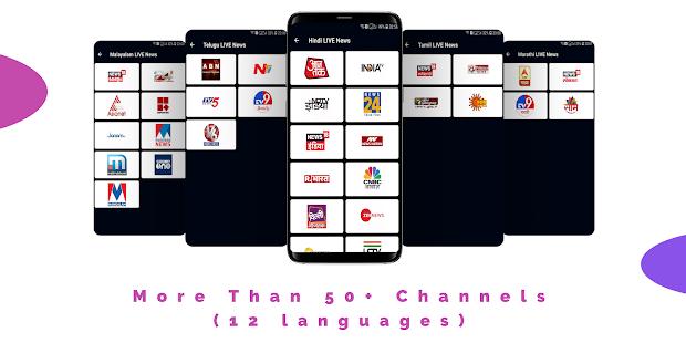 Newspedia All Live TV News, Latest India News App for PC-Windows 7,8,10 and Mac apk screenshot 2