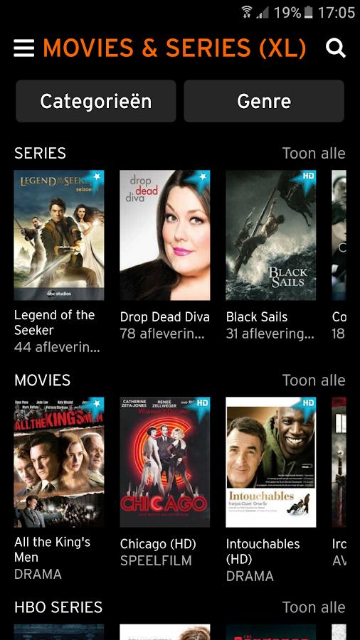 Ziggo GO - Android Apps on Google Play