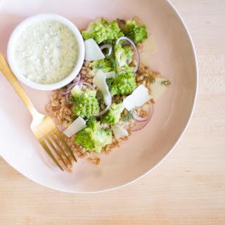 Romanesco Farro Salad.