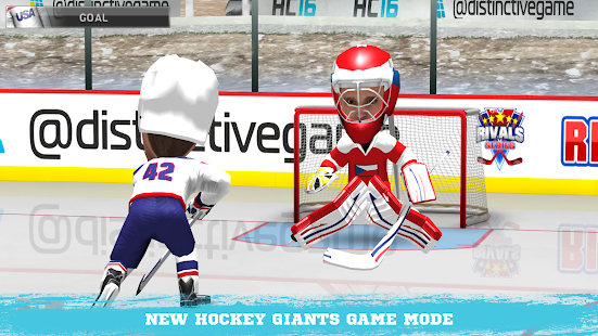 Hockey Classic 16 Screenshot