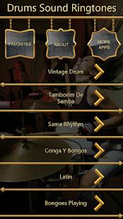 Drums Sound Ringtones - náhled
