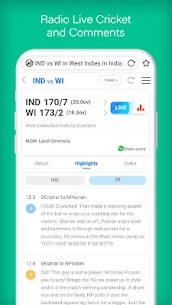 UC Cricket – Live Cricket Score, news & Cricinfo Apk  Download For Android 2