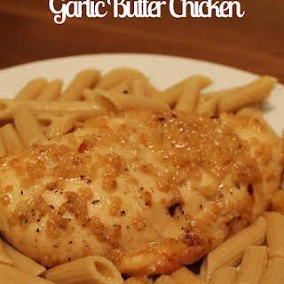 Garlic Butter Chicken.