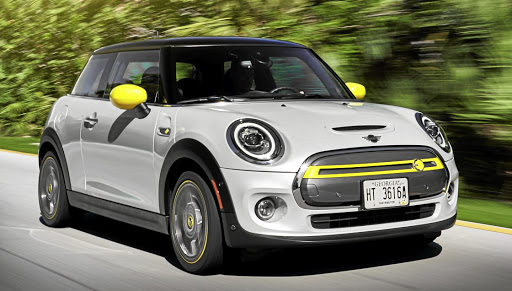 The Mini Cooper SE is an EV that has showed the least amount of depreciation in South Africa.