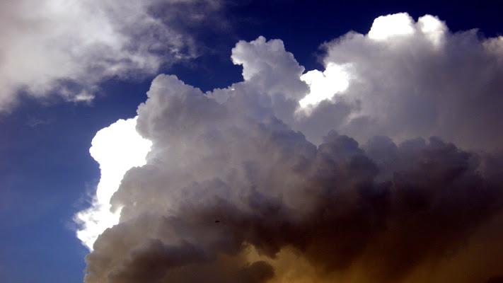 Nuvole infuocate di Senide Ph