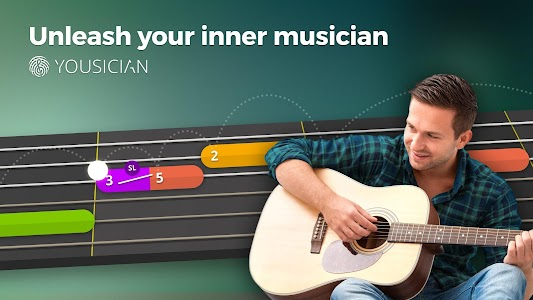Yousician Learn to Play Guitar v1.1.1