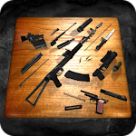 Weapon stripping Icon