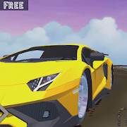Sky Car Driving - Simulation 2019