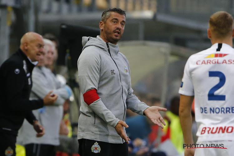 """Adnan Custovic réagit à son licenciement de Waasland-Beveren : """"J'espère pour eux que..."""""""