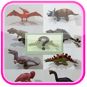 Match Dinosaur Toys for PC and MAC