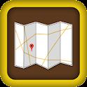 UMN Maps icon