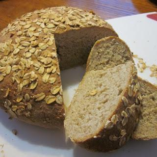 Sesame and Oatmeal Bread