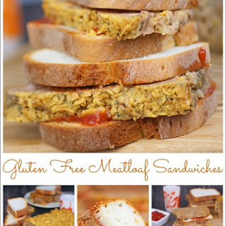Gluten Free Meatloaf Sandwiches