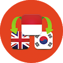 Kamus Indonesia-Inggris-Korea icon