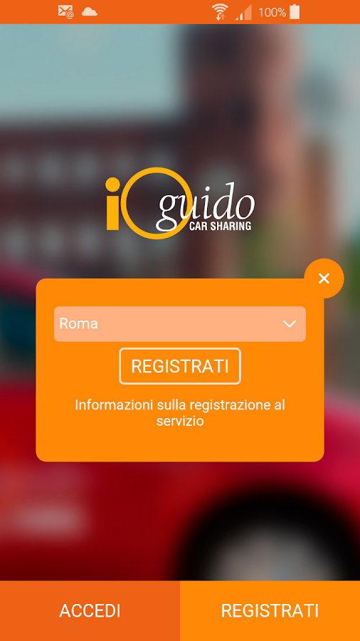 IoGuido- screenshot