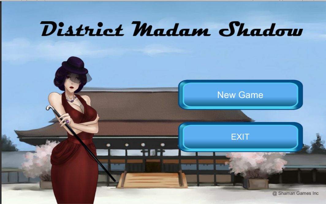 District Madam Shadow- screenshot