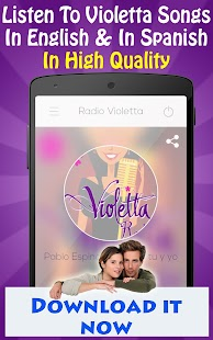 Radio Violetta- screenshot thumbnail